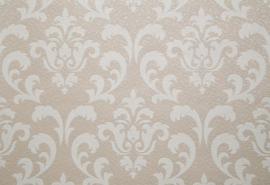 barok behang glitter beige wit 51005-21 palitra