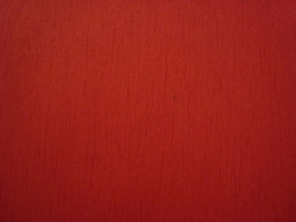 vlies effe uni rood behang 95