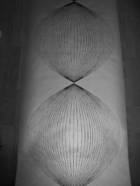 retro behang zwart zilver noordwand 895