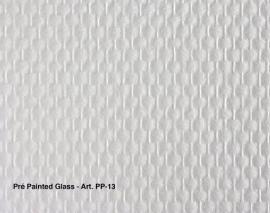 Intervos PP-10 Glasvlies Pre-Painted standaard 50x1M