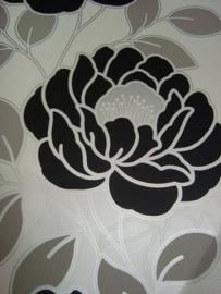 roosje behang bloemen 01