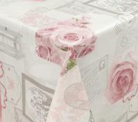 bloemen rozen modern tafelzeil 5735410