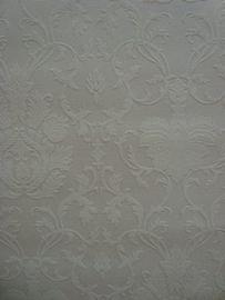 wit glitter behang 44