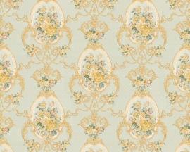 AS Creation Château 4  engelse bloemetjes behang 95505-3