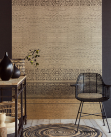 Eijffinger Siroc Wallpower 376091 Tapestry Burnt Umber
