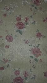engelse bloemen behang xx5