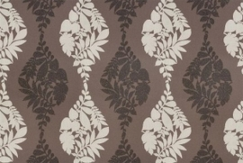 bruin behang barok glinster vlies  26