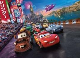 fotowand Cars Race 1-401