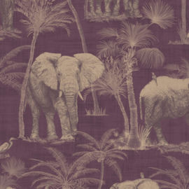 Arthouse Journeys behang Elephant Grove 610701