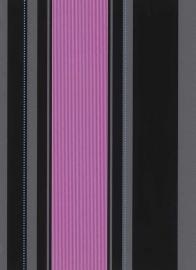 roze zwart grijs glitter strepen behang Erismann 9728-05