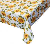 Zonnebloemen tafelzeil 898801