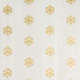 Hermitage behang ornamenten goud Metallic 33084-4