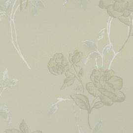 BN Wallcoverings Glamorous 46764 bloemen vlies créme, beige, grijs