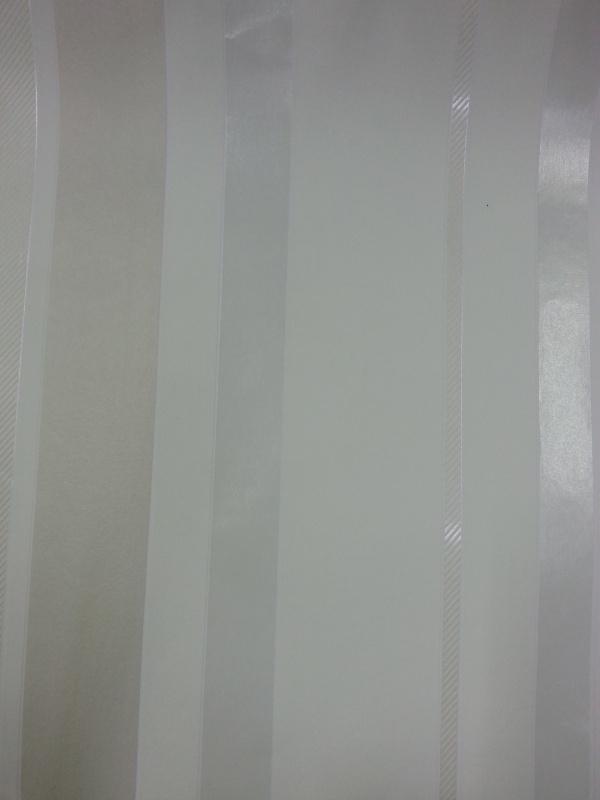 772708 creme streep behang