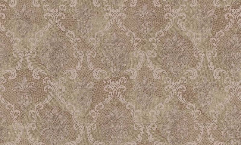 bruin barok behang 95468-4