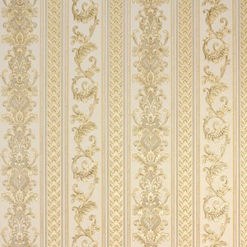 Hermitage behang ornamenten goud Metallic 33547-3