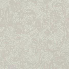 BN Wallcoverings Glamorous 46750 bloemen kant roze