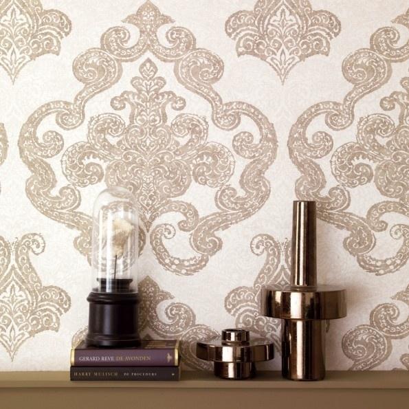 tribute 341334 barok klassiek modern off-white,taupe