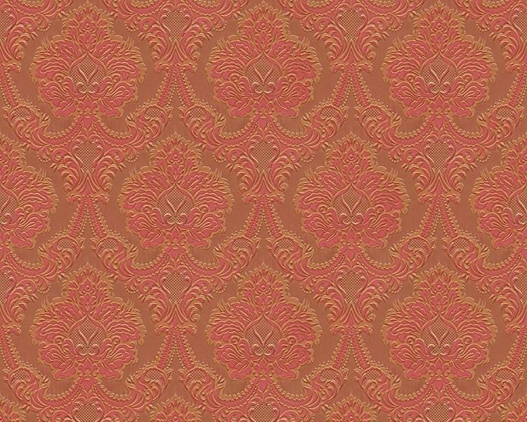 rood goud barok metalic behang concerto as cretion 31031-6