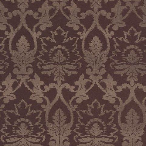 Bruin goud barok behang rasch 230536