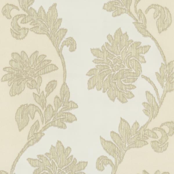 02311-30 beige stijlvol bloemen barok behang