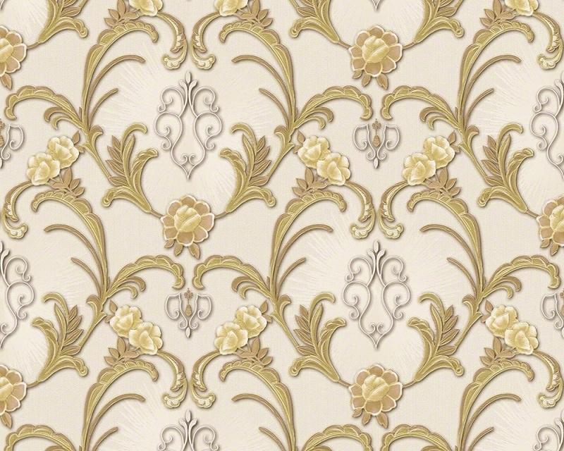 goud barok behang 94338-3