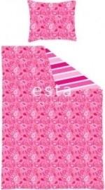 Esta For Kids Jimbo Pink 155705 Dekbedset 1-pers. Paisley Candy Pink