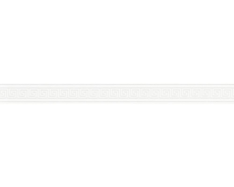versace behangrand small wit relief 93603-1