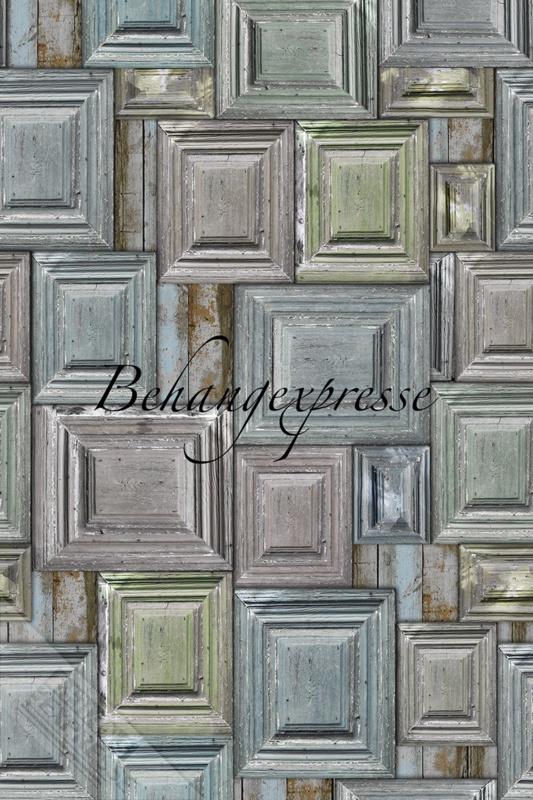 Behangexpresse COLORchoc Wallprint Abbey INK 6085