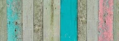 Verwonderlijk plakfolie met hout steigerhouten sloophout planken print XJ-31