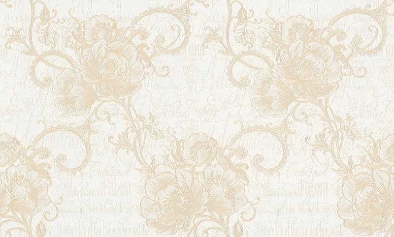 947710 La romantica beige behang
