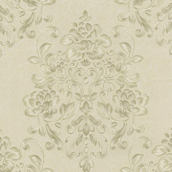 02273-30 groen stijlvol barok behang
