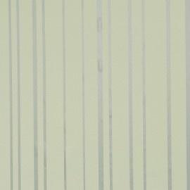 BN Wallcoverings Glamorous 46723 streep vlies creme zilver grijs