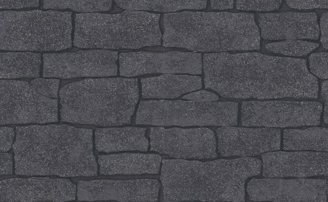 Glitter steen behang 10091-15