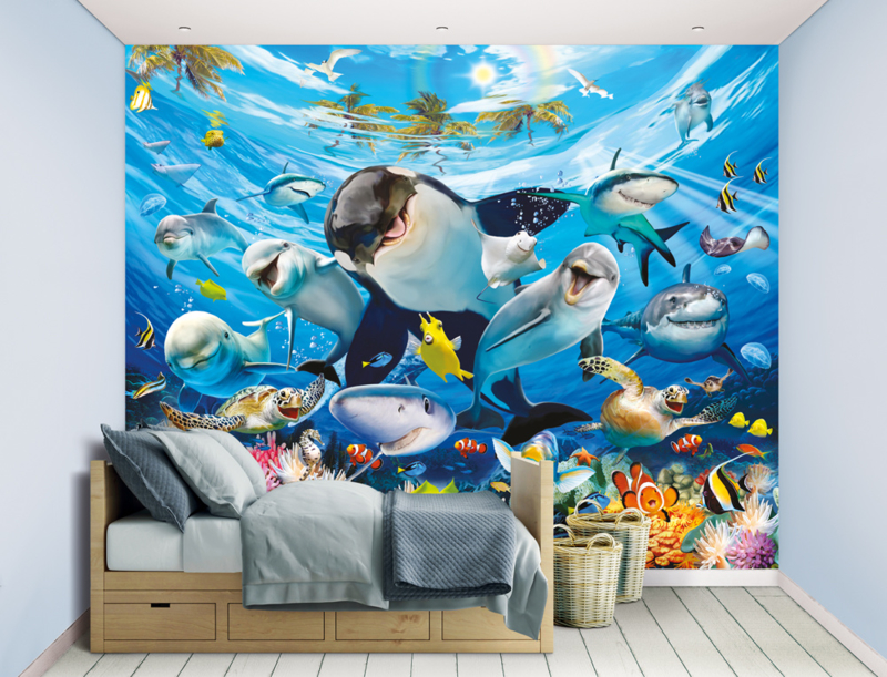 Sea Adventure 4527912 fotobehang