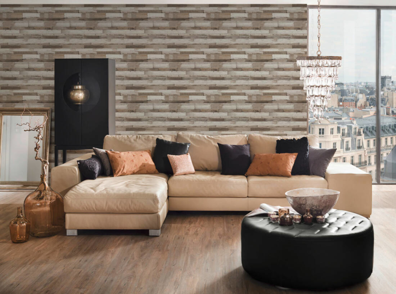 AS Creation Il Decoro 36857-3 hout behang