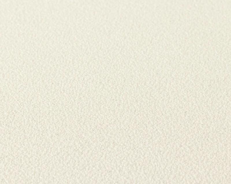 Wit glitter behang 37272-3