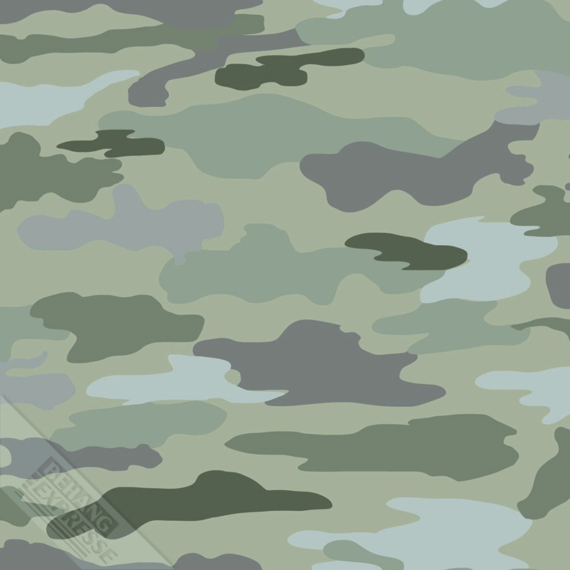 Camouflage behang leger 27148