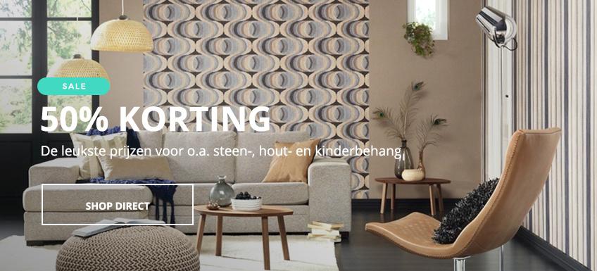ABC behang webshop
