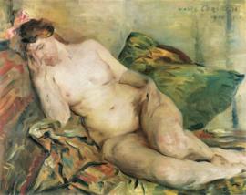 Schilderijbehang - Corinth - Resting