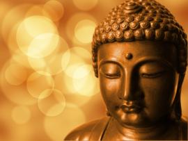 Fotobehang - Buddha sereniteit