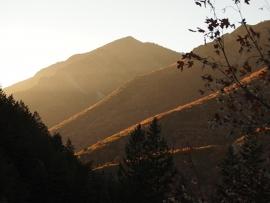 Fotobehang - Natuur - Heuvels - Hills