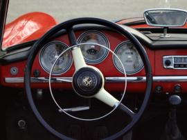 Fotobehang - Alfa Romeo - Giulietta