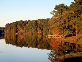 Fotobehang - Natuur - Meer - Lake