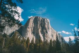 Fotobehang  Yosemite - Fotobehang Yosemite