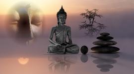 Fotobehang - Wellness - Buddha 6.