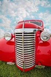 Fotobehang -Oldtimer - Chevrolet 1