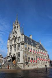 Fotobehang - Gouda stadhuis