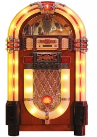 Fotobehang - Muziek - Jukebox