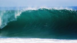 Fotobehang - Zee - Oceaan